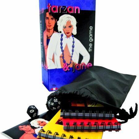 Tarzan and Jane LoveCube Dice Game | Sexpressions