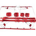 Under Bed Restraint Kit - Red