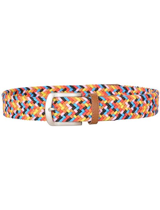 Screenshot_2021-02-12 Braided Elastic Belt, No Holes Leather Inlay Multi-Color Options unisex- Stretch Belt Metal Buckle (L[…](1)